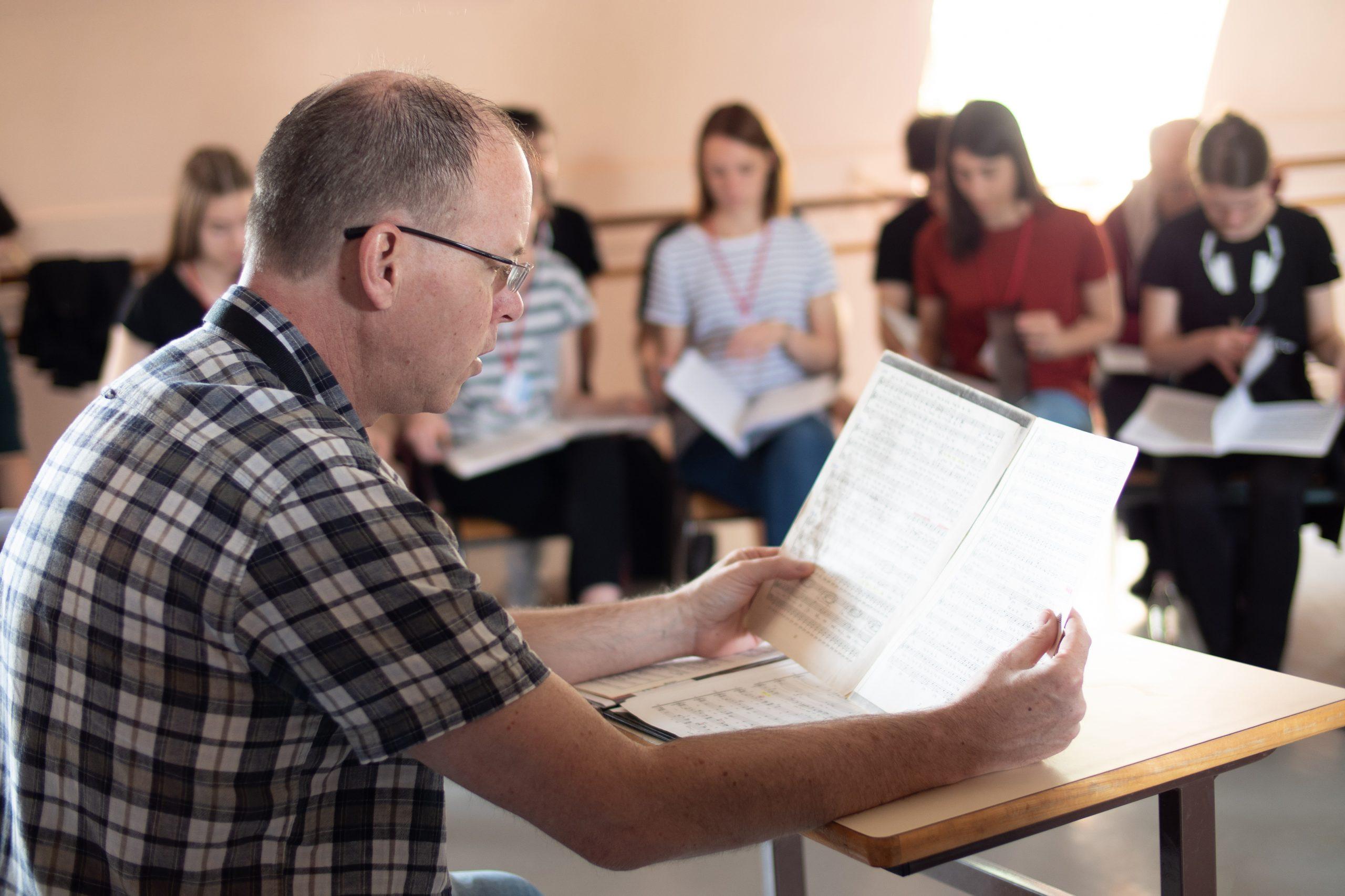 Andraž Hauptman, Seminar za dirigente in zborovodje